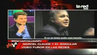 El polémico video de Marcel Claude sobre las AFP. Furor en las redes sociales