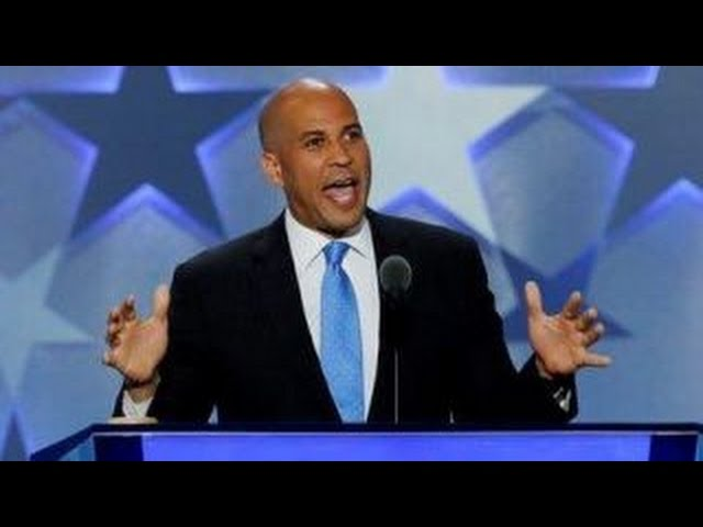 Full speech: Cory Booker at Democratic National Convention