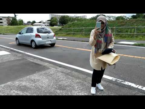 Survei lokasi SD dan SMP Takezono, Tsukuba, Jepang | VLOG 2