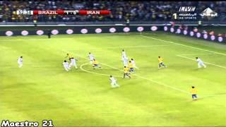 Highlights Brazil 3-0 Iran - 07/10/2010
