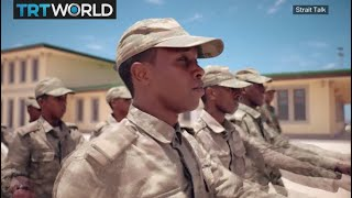 Meet the recruits at Turkey's military base in Somalia