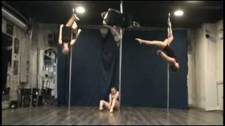 Team Pole Dance .flv