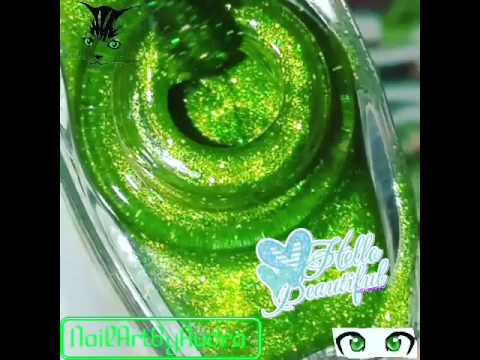 Xxx Mp4 💃Lets Get Our Bottle Shot Polish Porn Video Swatch ON Peridot Cat Eyes From GypsyCrushPolish💃 3gp Sex