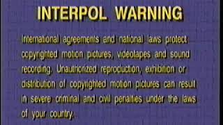 Opening To The Powerpuff Girls: Insect Inside 2001 VHS