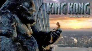 King Kong (2005) Pelicula Completa en ESPAÑOL - Todas las Cinemáticas del juego (All cutscenes)