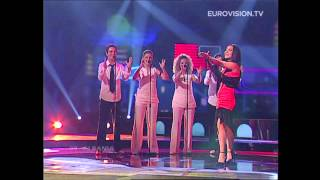 Anjeza Shahini - The Image Of You (Albania) 2004 Eurovision Song Contest