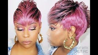 This Wig Is Giving Me Freeknik 1997 Lol!!