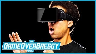 VR Porn and Morality- The GameOverGreggy Show Ep. 147