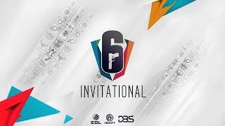 Rainbow Six - Six Invitational | Жеребьёвка группового этапа на SI 2018