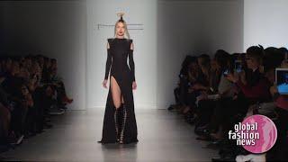 Michael Costello Fall/ Winter 2015 Interview + Women's Runway Show   Global Fashion News