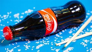 EXPERIMENT with COCA COLA