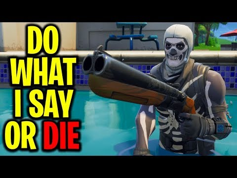 Playing CRISPY SAYS In Fortnite Battle Royale