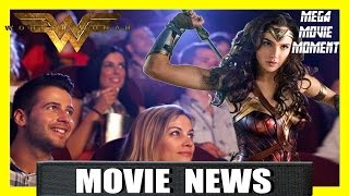Wonder Woman Early Reviews and Box Office Projections   Mega Movie Moment