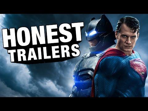Honest Trailers Batman v Superman Dawn of Justice