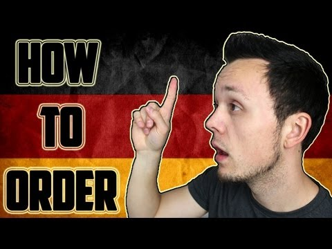 watch How to Order in Germany | German Culture
