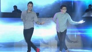 Billy Crawford and Vhong Navarro dance again on 'Showtime'