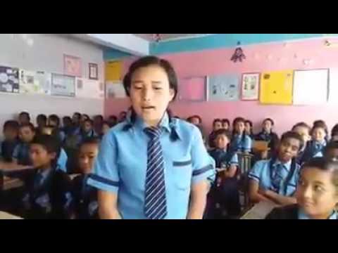 Jo Bheji Thi Dua Wo Ja K Aaasmah by Barsha Rai, Sikkim