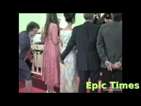 Epic Times - Man Busted touching wife's ass at wedding