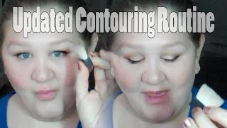 My Updated Contouring Routine