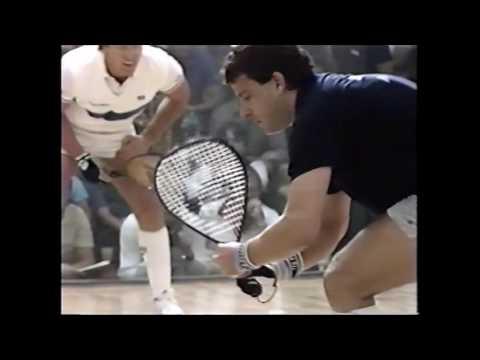 1986 Racquetball Championships Mens Singles Final Hogan vs Yellen