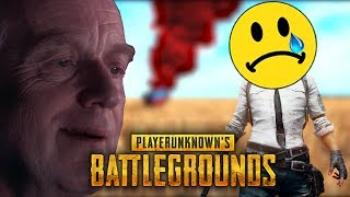 The Tragedy of PUBG