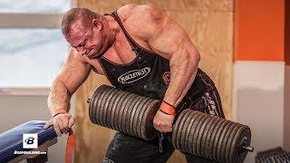 Matt Kroc's 'Kroc Row' Back Workout   Bodybuilding