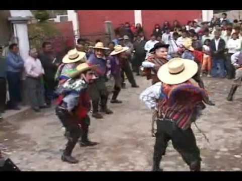 HUATAGUA DANZA LOS TUCUMANES PATRONCITOS
