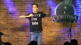 Nil Agra - Improvisos com a Platéia sobre Piroca - Stand-Up Comedy