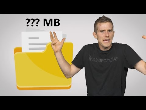 What s the Largest Possible File Size