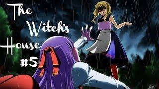 CHI ERA DAVVERO ELLEN??? - the witch's house parte 5 gameplay ita