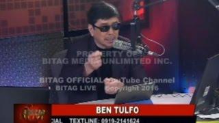 Balat-sibuyas ka Sen. Pimentel! Ano bang problema mo kay Cong. Roque?