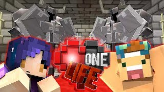 WILL JOEY & I SURVIVE?? | Ep. 14 | One Life Minecraft SMP