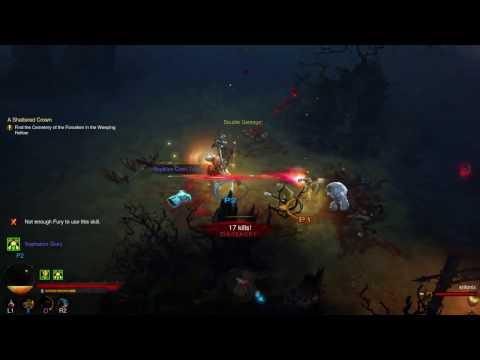 Xxx Mp4 Diablo 3 Hot Hardcore Barbarian Action PS4 Pro 1080p 60fps 3gp Sex