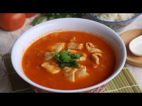 Xxx Mp4 Hot And Sour Tomato Soup With Fish 酸辣番茄鱼 3gp Sex