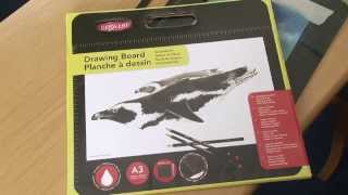 Derwent Marka Drawing Board A3 Çizim Altlığı