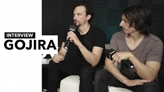 Gojira - Gojira discuss their latest music and current tastes