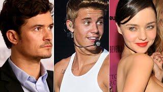 Orlando Bloom hits Justin Bieber!