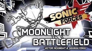 Moonlight Battlefield (Aqua Road) - SONIC FORCES (Victor McKnight & SquigglyDigg)