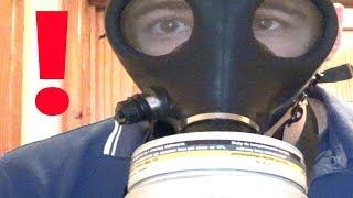 Important Gas Mask Survival advice
