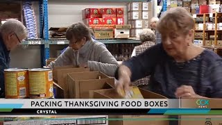 NEAR prepares for Thanksgiving