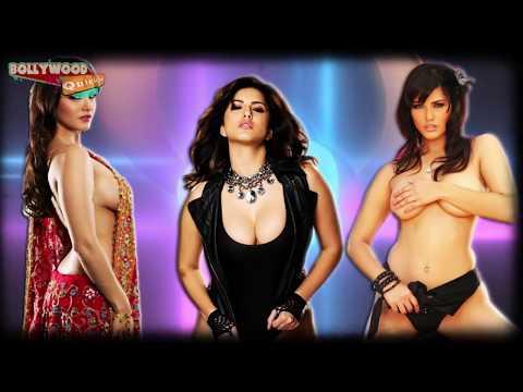 Sunny Leone Undressing On Webcam