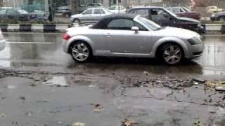 super iranian cars audi tt in mashhad