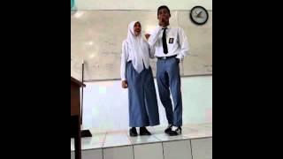 Saat Bahagia - MadNur ft. Dika X-3 SMA 6 Samarinda (cover)