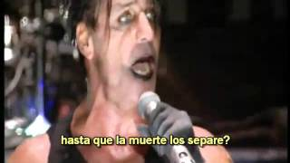Rammstein Du Hast Español Subtitulado