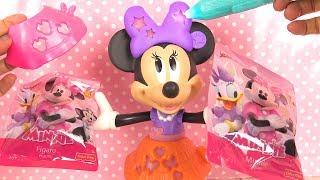 Minnie Mouse Robe Magique à Colorier et Sachets Surprises