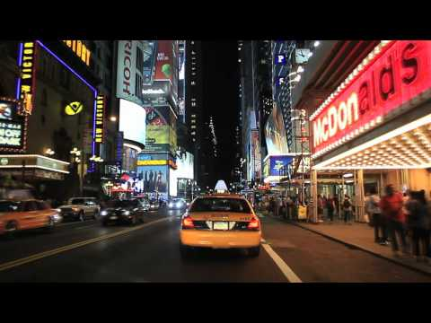 watch New York City & Times Square Night Tour