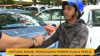 Untung nasib, pengusaha parkir Kuala Perlis
