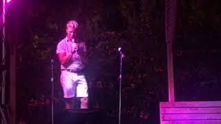 Bart van Gijn - The Green Green Grass of Home (Tom Jones) live