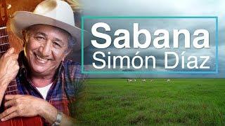 Sabana Simon Diaz (Letra) HD