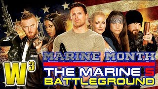 The Marine 5: Battleground | Wrestling With Wregret